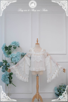 Long Ears and Sharp Ears Studio -Eternal Love Song- Lolita Blouse