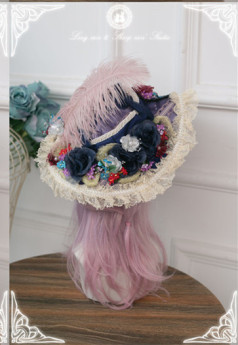 Long Ears and Sharp Ears Studio -Eternal Love Song- Lolita Accessories