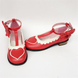 Antaina - Sweet Heart Lolita Flat Shoes