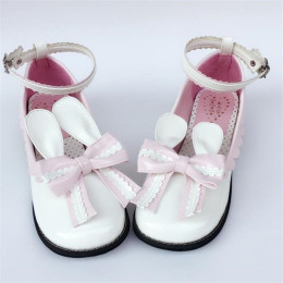 Antaina - Sweet Rabbit Lolita Flat Shoes