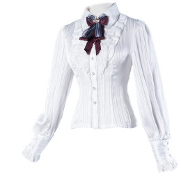Fantastic Wind -Excellent Students- Classic Lolita Blouse