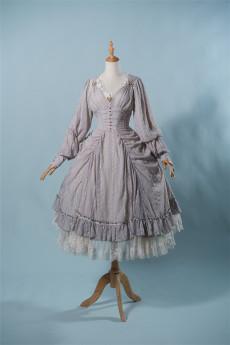 Fantastic Wind -Mrs Pearl- Classic Lolita OP Dress
