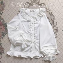 Unideer -Rabbit Kingdom- Lolita Blouse and Cape