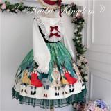 Unideer -Rabbit Kingdom- Sweet Lolita JSK