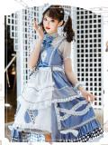Alice Sweet Lolita JSK Set