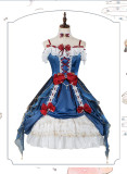 Snow White Sweet Lolita JSK Set