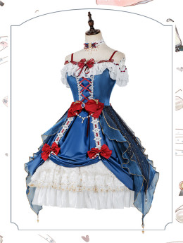 Snow White Sweet Lolita JSK Set