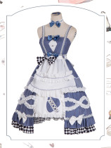 Alice Sweet Lolita JSK Set
