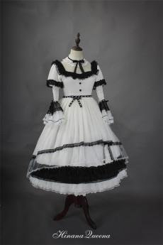 HinanaQueena -Waltz- Elegant Classic Lolita OP Dress