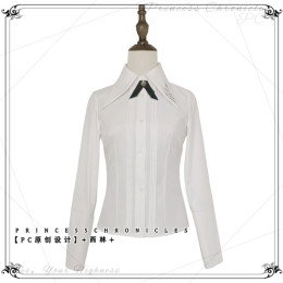 princess Chronicles -Xin Ning- Ouji Lolita Blouse