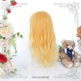 Dalao - Sunflower Long Curly Wavy Lolita Wig