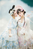 Jellyfish Lolita -Lily of the Valley- Qi Lolita JSK and OP