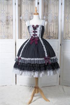 Fantastic Wind -Doll House- Vintage Classic Lolita JSK