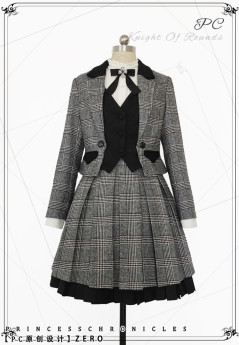 Princess Chronicles -Zero- Classic Lolita Jacket, Skirt and Blouse