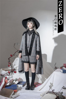 Princess Chronicles -Zero- Ouji Prince Lolita Vest and Shorts