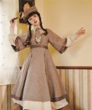 Lolita Box -Reasoning Time- Classic Lolita Dress Set