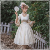 Rotate Ballet -Andena- Classic Vintage Lolita OP Dress