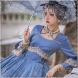 Rotate Ballet -Andena- Classic Vintage Lolita OP Dress