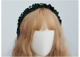 Cat Highness -Tasha- Classic Lolita Headdress