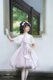 SunnyTree -Spring in the Picture- Qi Lolita JSK