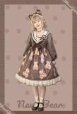 Alice Girl -Sailor Bear- Sweet Sailor Lolita OP Dress