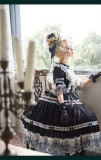 Himesama Holiday -Taboo Heartbeat- Classic Lolita OP Dress