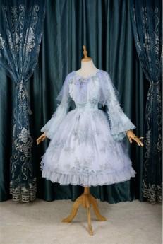 Fantastic Wind -Little Mermaid- Classic Lolita Full Set