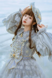 Fantastic Wind -In the Flower- Classic Lolita Blouse