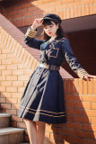Yinluofu -Morning Sun- Ouji Lolita OP Dress