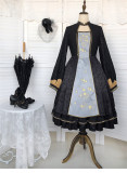Yinluofu -Secret Fragrance- Qi Lolita OP Dress