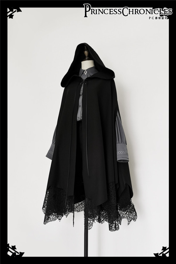 Princess Chronicles -The Beginning of Chapter- Ouji Lolita Cape