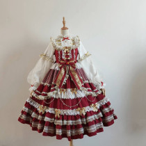 Puppet Night - Sweet Lolita Dress Set