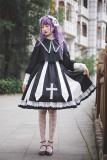 Infanta -Breath of Heaven- Gothic Lolita JSK and Short Jacket