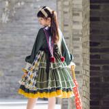 Withpuji -Disneyland Adventure- Sweet Lolita OP Dress