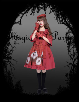 Magic Tea Party -No Survivor- Sweet Gothic Lolita JSK