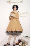 Unideer - A Shape Lolita Coat for Winter