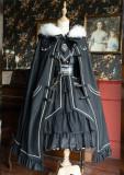 Liliko -The Judgement- Ouji Military Lolita OP Dress