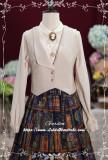 Tiny Garden -Excellent Student- Vintage Classic Lolita Vest
