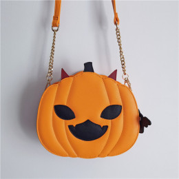 Morning Glory -Pumpkin Cat- Lolita Cross Body Bag