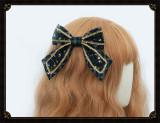 Cat Highness -Rabbit Band- Sweet Lolita Headbow and Hairclip