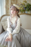 Miss Pearl Classic Lolita Blouse