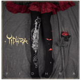 Yidhra -Church of Moon Wisper- Lolita Tights