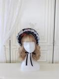 Alice Girl -Strawberry- Sweet Lolita Bonnet