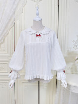 Alice Girl -Strawberry- Sweet Lolita Blouse