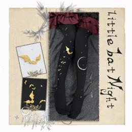 Yidhra -Little Bat- Lolita Tights
