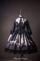 HinanaQueena -Moon Tide- Classic Lolita OP Dress Version I