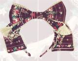 Lost Aqua -Reindeer Girl- Sweet Lolita Accessories