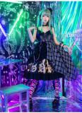 Mechanical Girl Punk Lolita Full Set