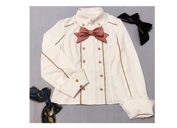 Angels Heart -Fantastic Night- Sweet Lolita Blouse