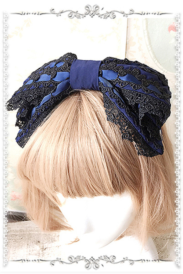 Infanta -Cake Tree- Sweet Lolita Headbow